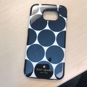 Kate Spade Galaxy S7/S8 Phone Case